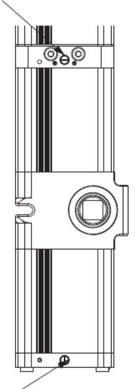 Motor hidráulico HB1