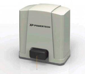 Motor Powertech PL500